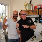 DJ Bulle sorgte für lässige Beats
